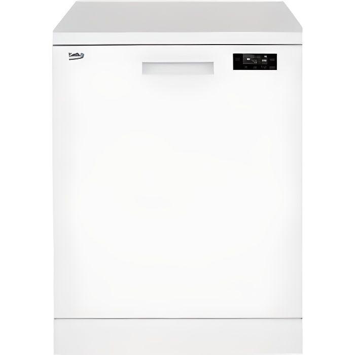 Lave-Vaisselle 60cm BEKO SDFA1370W