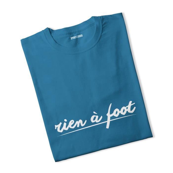 T-shirt fille Rien à foot