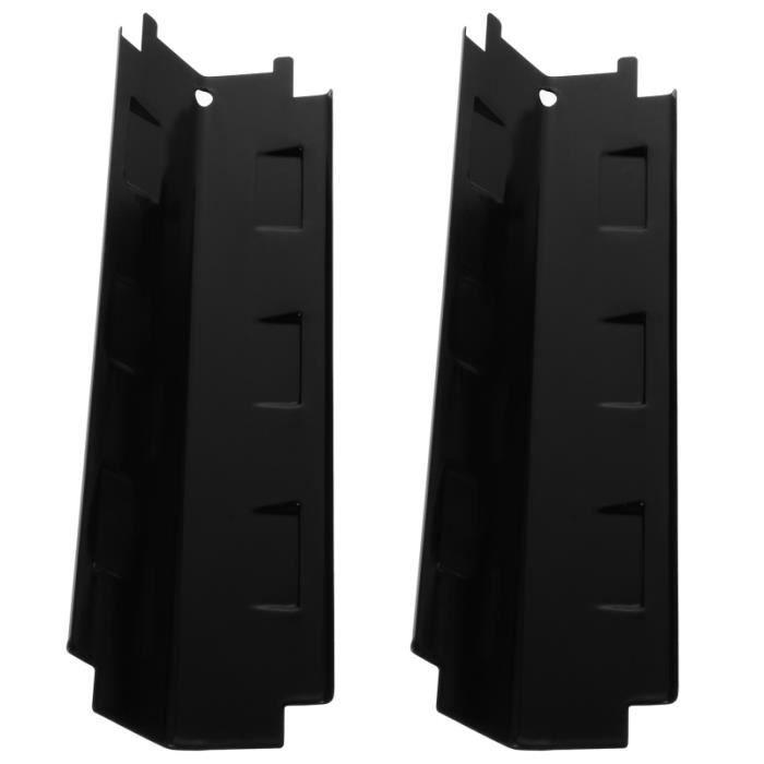 4pcs grill plaques de chaleur belles accessoires de poêle de coffre-feu poele a bois genie thermique - climatique - chauffage