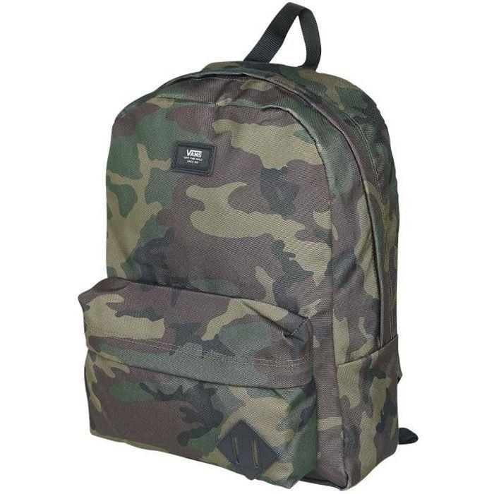 Vans Old Skool Backpack Sac à dos camouflage