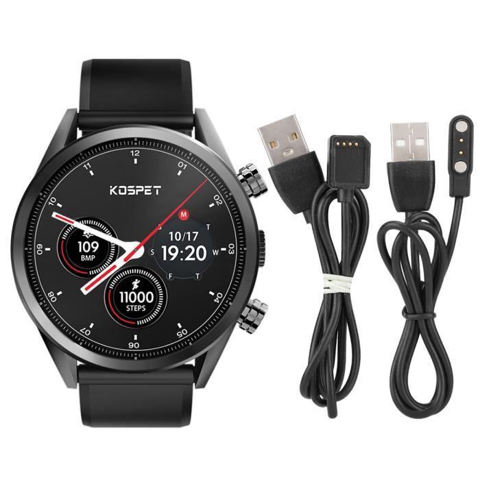 MONTRE VAGUE KOSPET Hope 4G GPS étanche montre-bracelet i