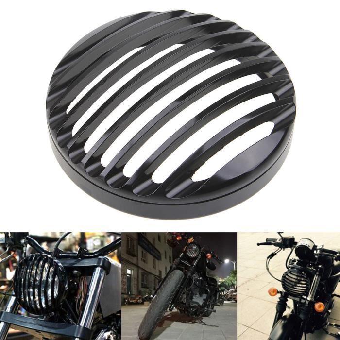 """Grille de protection 5/3//4/""""/en aluminium pour Harley"""