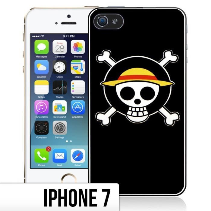 coque iphone 7 one piece logo
