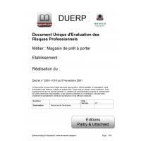 Document unique m tier magasin pr t porter achat vente document type - Ma reduc vente unique ...