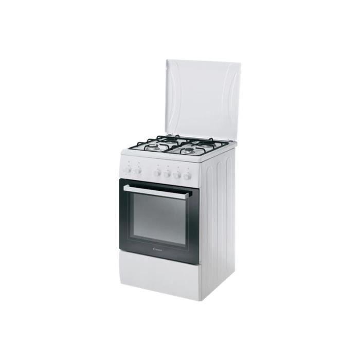 CUISINIÈRE - PIANO Candy CCG5100SW-1 Cuisinière pose libre largeur :