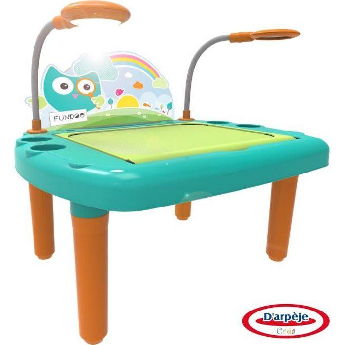 BUREAU BÉBÉ - ENFANT FUNDOO - Modulo mon bureau 3 en 1
