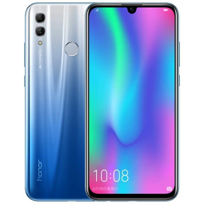 SMARTPHONE RECOND. HuaWei Honor 10 Lite Smartphone 6+64Go  6.21 pouce