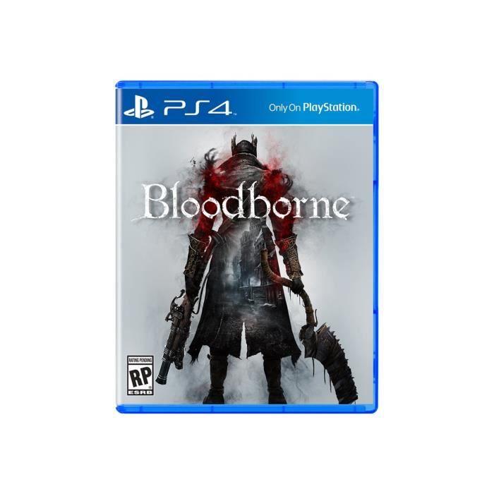 JEU PS4 Bloodborne PlayStation 4