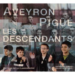 LIVRE TOURISME FRANCE Aveyron Pigüé