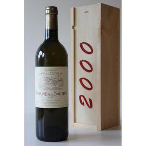 COFFRET CADEAU VIN Coffret Château Domaine de la Solitude 2000 Blanc