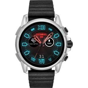 MONTRE DIESEL - Smartwatch Montre Connectee Cuir Noir DZT