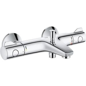 ROBINETTERIE SDB Grohe Mitigeur Thermostatique Bain/Douche Grohther
