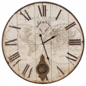 Pendule decorative achat vente pendule decorative pas cher soldes cdi - Pendule decorative murale ...