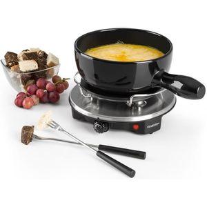 SERVICE À FONDUE Klarstein Sirloin Appareil à fondue & raclette - K