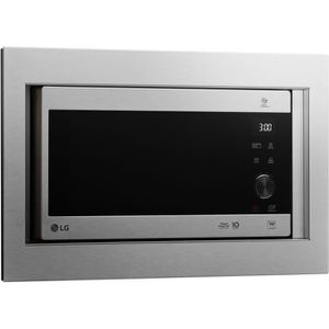 MICRO-ONDES LG - MH6565CPST - Micro ondes grill - Inox - 25L -
