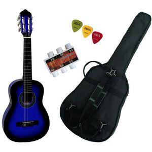 PACK INSTRUMENTS CORDES Pack Guitare Classique 1-4 Pour Enfant (4-7ans) Av