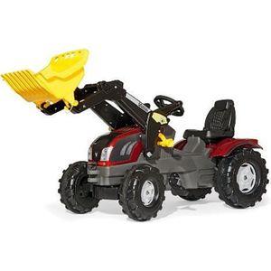 TRACTEUR - CHANTIER Rolly Toys - 61 115 7 - Remorque - Rolly Farmtrac