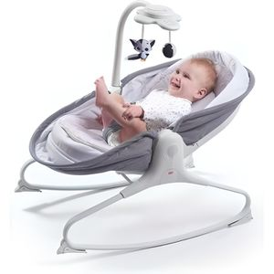 TRANSAT Tiny Love Transat Rocker Napper Evolution Gris Chi