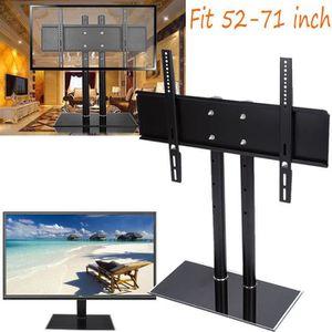 FIXATION - SUPPORT TV Support de TV en verre avec support pour LED LCD P