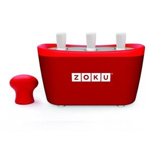 SORBETIÈRE Machine à  glace Quick Pop Triple Zoku