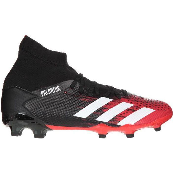 ADIDAS Chaussures de Football terrain sec Predator 20.3 FG - Adulte - Noir
