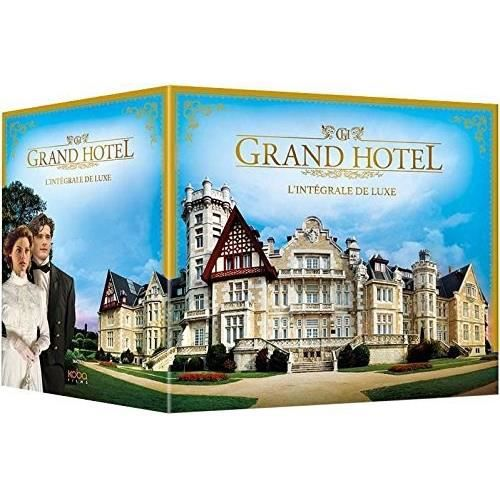 Dvd grand h tel l 39 int grale dition collector de luxe for Grand hotel pas cher