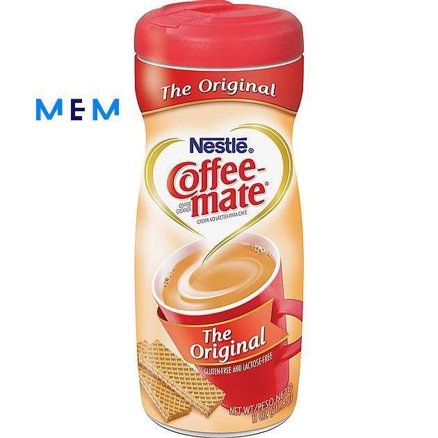 Crème à café / coffee-mate NESTLE 311 gr