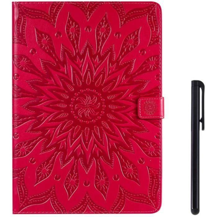 Coque iPad mini (2019), Smart Case Cover Housse en PU Cuir Magnétique la Fonction Sommeil/Réveil Automatique pour Apple iPad360939