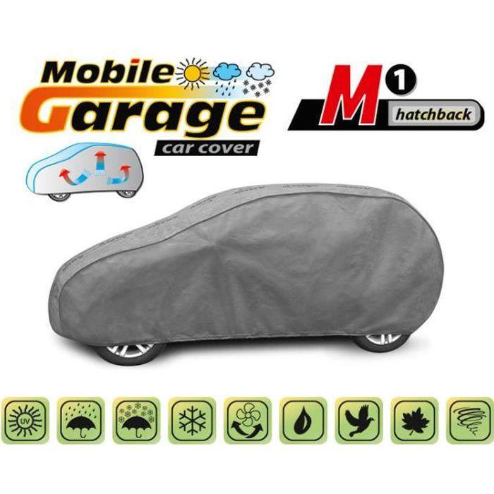 Bâche de protection Housse de protection voiture M pour Peugeot 1007 Imperméable Respirant