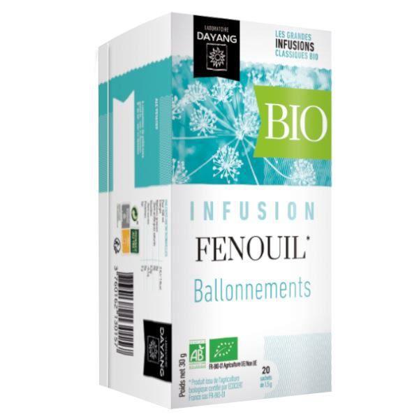 Un grand classique de l'infusion de grande qualité et biologique.