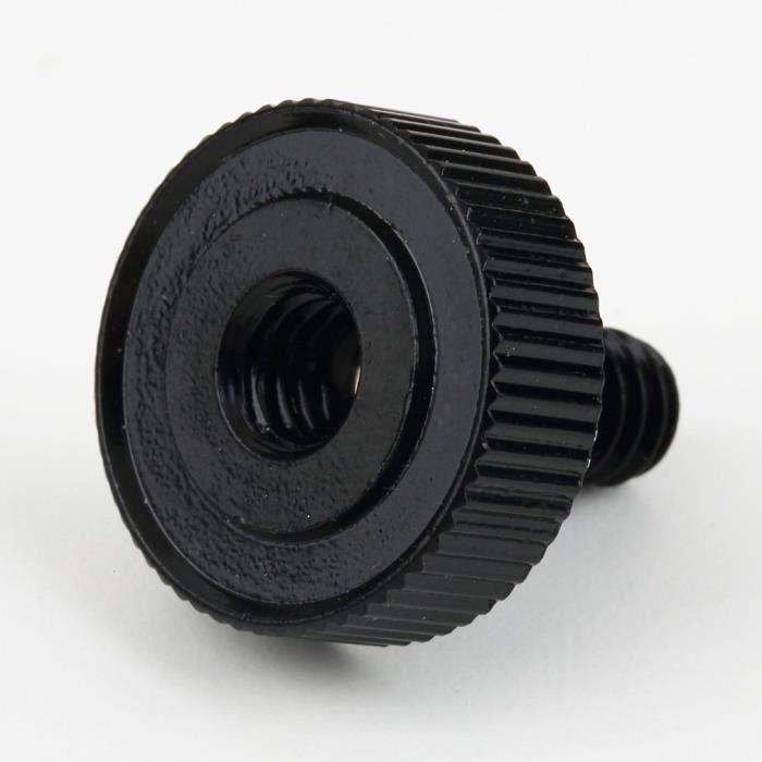 Vis 1-4 pouce pour adaptateur appareil photo - trépied - flash mâle à femelle durable à utiliser