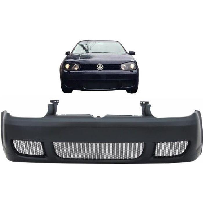 Pour VW Golf 4 IV Pare-chocs R32 Design Parechocs 1997-2004 Front Bumper Spoiler
