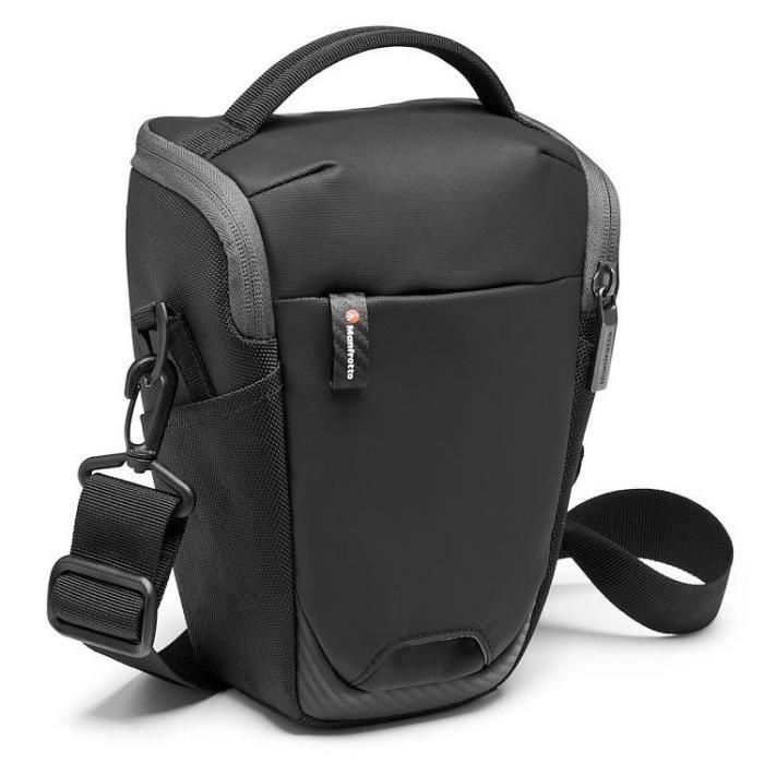 Manfrotto Advanced² Holster Medium - Étui pour appareil photo reflex/hybride avec objectif ( Catégorie : Sacoche, étui, sac à dos )