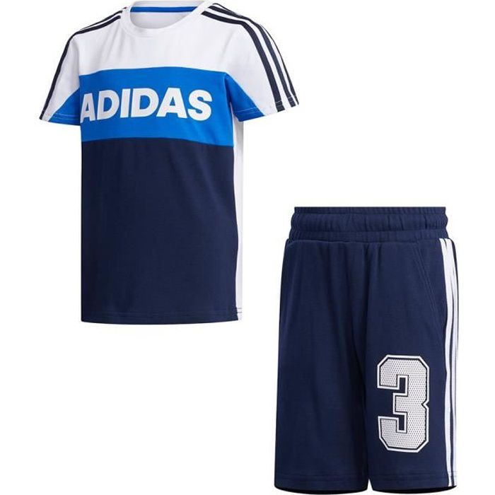 Vêtements enfants Survêtements Adidas Little Kid Summer Set