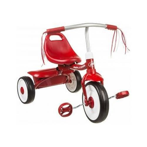 Radio Flyer Tricycle pliant Ready to Ride Folding Trike