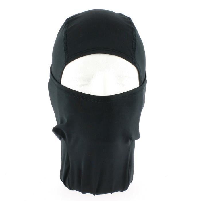 Cagoule HeatGear Tactical noire - Under Armour Noir