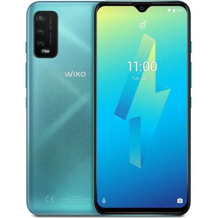 WIKO Power U10 LS Turquoise 32Go
