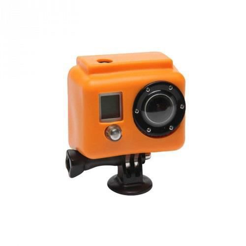 XSORIES Housse en Silicone pour GoPro HD HERO3 - Orange