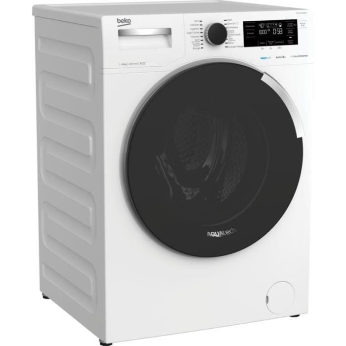 Photo de lave-linge-hublot-beko-wtv1744xwaqdos-aquatech-%e2%80%a2-lave-linge-%e2%80%a2-gros