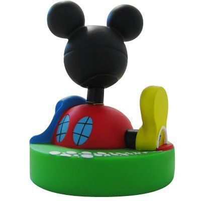 Tirelire la maison de mickey achat vente tirelire for Decoration maison mickey
