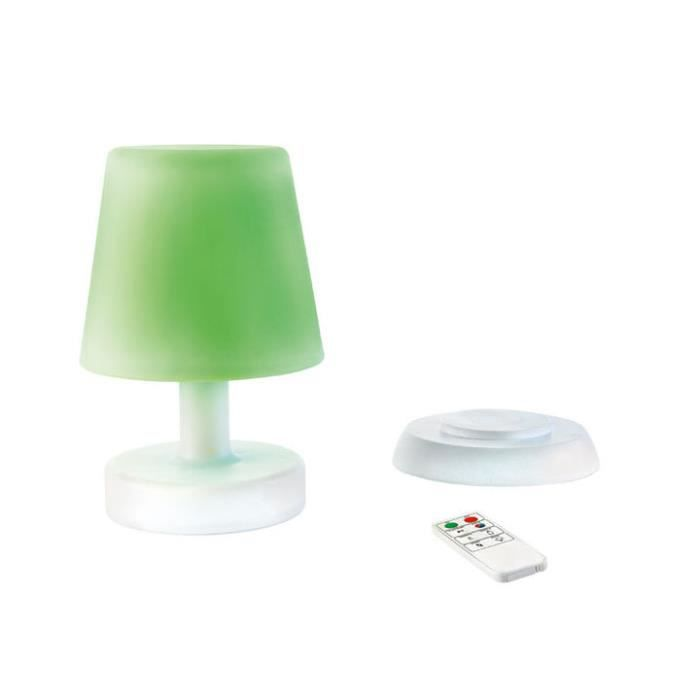 lampe de table rechargeable induction lh75 achat vente lampe a poser lampe de table. Black Bedroom Furniture Sets. Home Design Ideas