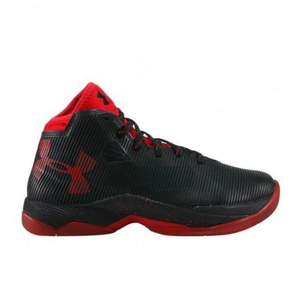 Noirrouge Under Chaussure Stephen 5 Basketball Curry Armour De 2 iZPkXuO