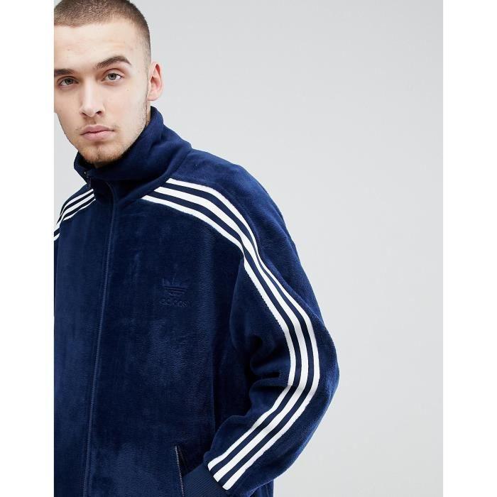 new authentic size 40 wide varieties Adidas Originals adicolor - Veste de survêtement oversize en ...