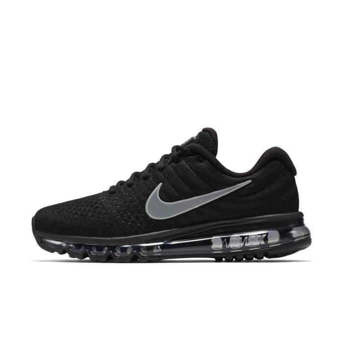 chaussure nike femme 2017 air max noir
