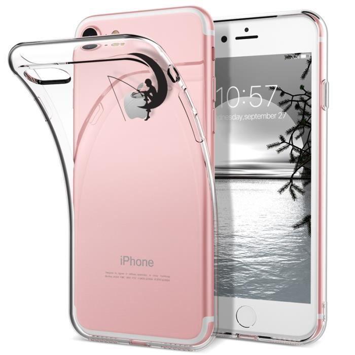iphone 7 coque choc