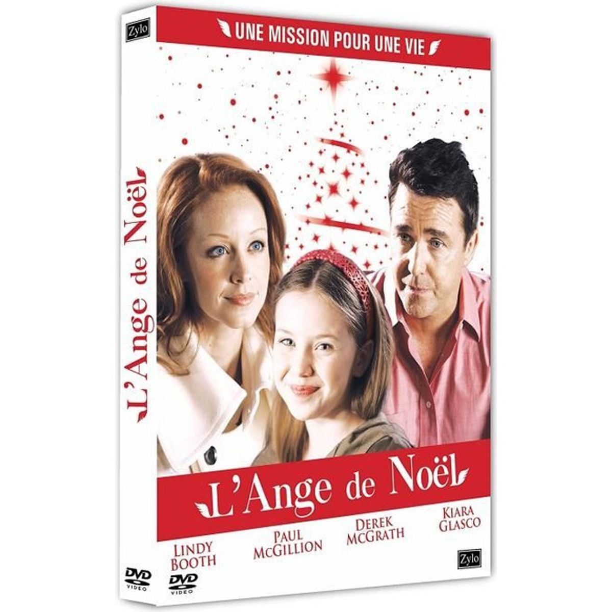 Film De Noel Dvd DVD   L'Ange de Noël en dvd film pas cher   Cdiscount