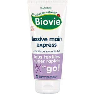 LESSIVE BIOVIE Lessive express à la main au savon d'Alep -