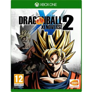 JEUX XBOX ONE Dragon Ball Xenoverse 2 Jeu Xbox One