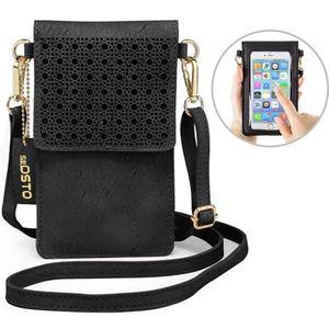 SAC À MAIN sac de téléphone portable pour femmes, sac à bando