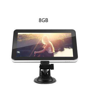 GPS AUTO Eiffel Navigateur GPS avec écran tactile de 7 pouc